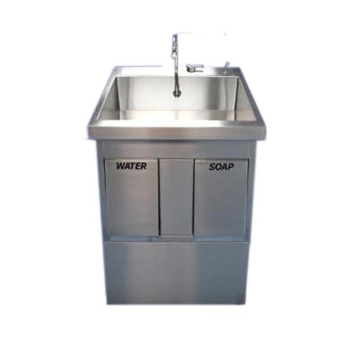 Scrub Sink Model SS32 PB - Equipo Medico Central - Soma Technology, Inc.