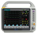 axia v1050t touch screen patient monitor - Equipo Medico Central - Soma Technology, Inc.