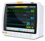 axia v1200t touch screen patient monitor - Equipo Medico Central - Soma Technology, Inc.