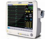 axia v1500a touch screen patient monitor - Equipo Medico Central - Soma Technology, Inc.