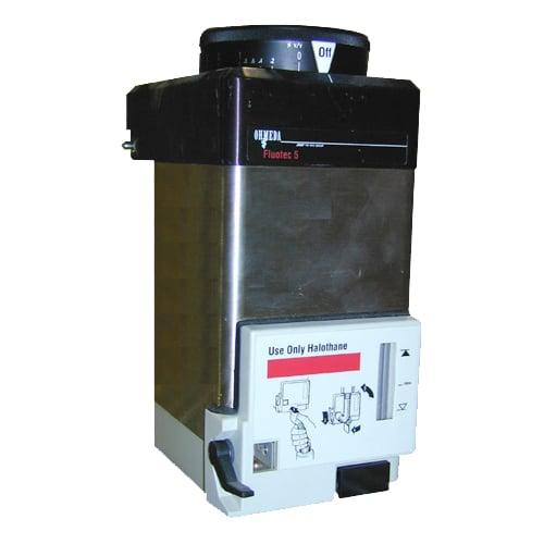 datex ohmeda tec 4 halothane anesthesia vaporizer - Equipo Medico Central - Soma Technology, Inc.