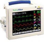 propaq cs 242 246 ecg and multparameter monitor - Equipo Medico Central - Soma Technology, Inc.