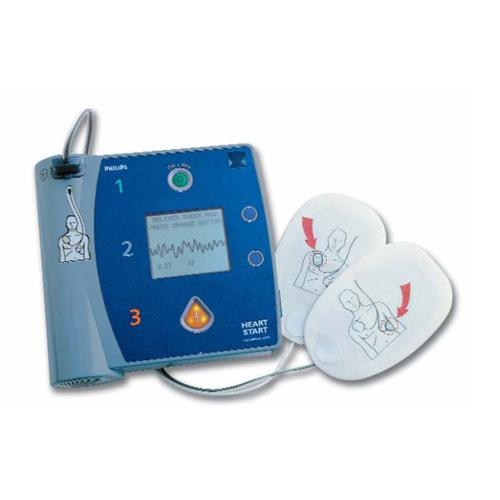 Desfibriladores Automaticos Externos Philips Hearstart FR2 - Soma Technology, Inc.