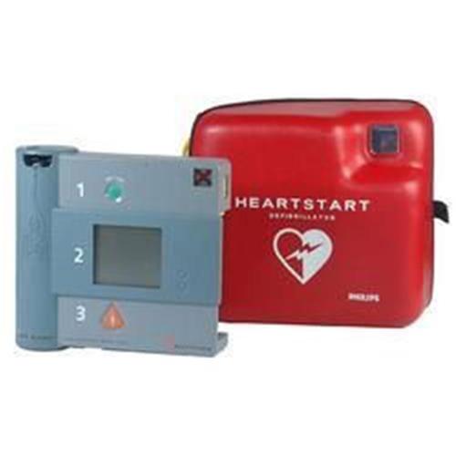 Desfibriladores Automaticos Externos Philips Heartstart fr1 - Soma Technology, Inc.