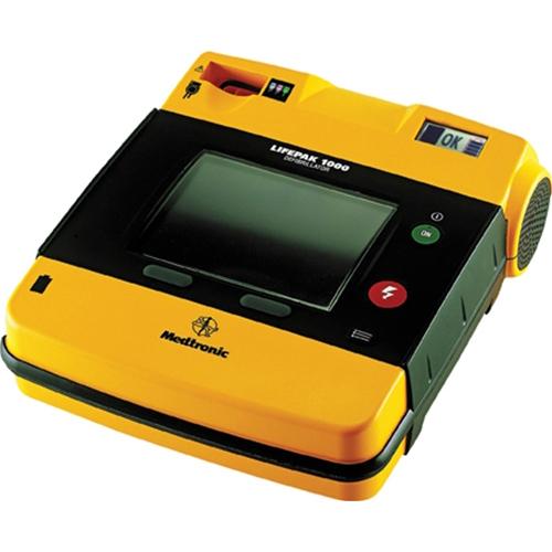 Desfibriladores Automaticos Externos Physio Control Lifepak 1000 - Soma Technology, Inc.