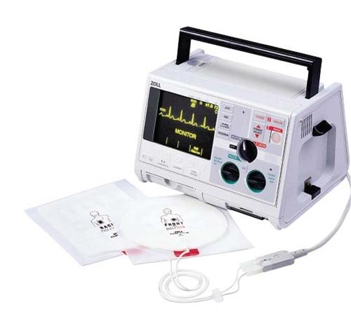 Zoll M-Series Desfibriladores - Equipo Medico Central - Soma Technology, Inc.