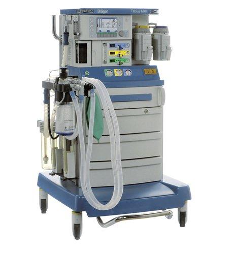 Drager Fabius MRI maquinas de anestesia - Soma Technology