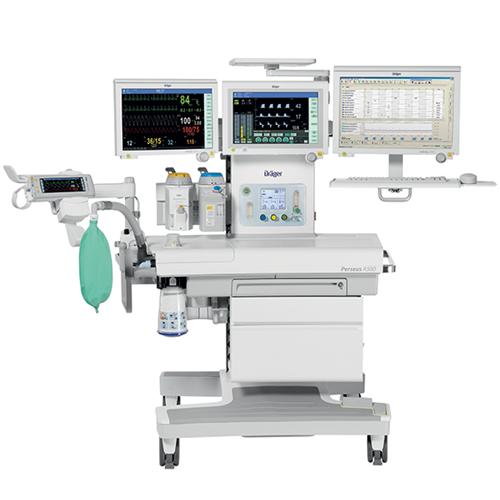 Drager Perseus A500 maquinas de anestesia - Soma Technology