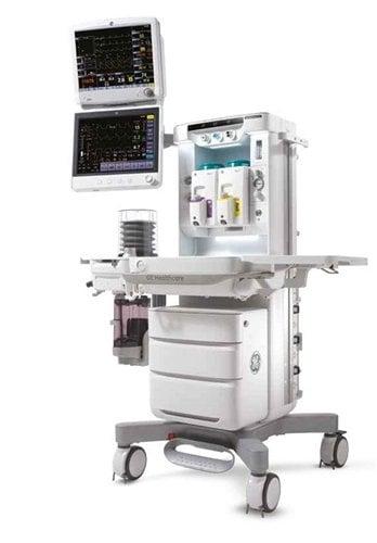 GE Carestation 650 maquinas de anestesia - Soma Technology