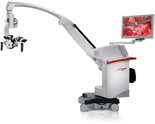 Leica M530 OHX microscopios de cirugia - Soma Technology