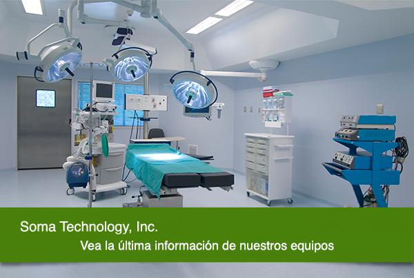 Vea la última información de nuestros equipos - Soma Technology, Inc.