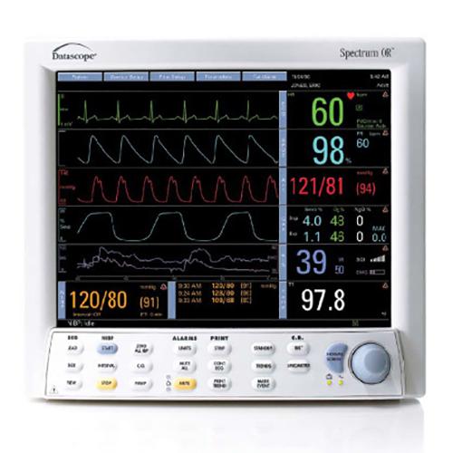datascope spectrum or monitor multiparametro para UTI - Soma Technology