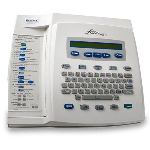 electrocardiografos Burdick Atria 3100 - Soma Technology, Inc.