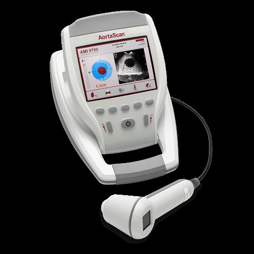 AORTASCAN AMI 9700 Escaneres-de-Vejiga - Soma Technology