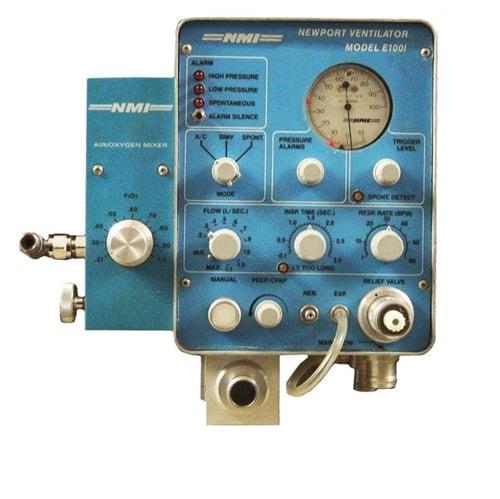 Newport E100i Ventiladores - Soma Technology