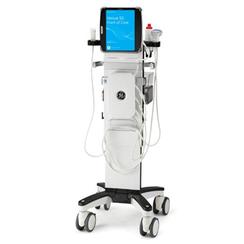 GE Venue 50 - Ultrasonidos - Soma Technology, Inc.