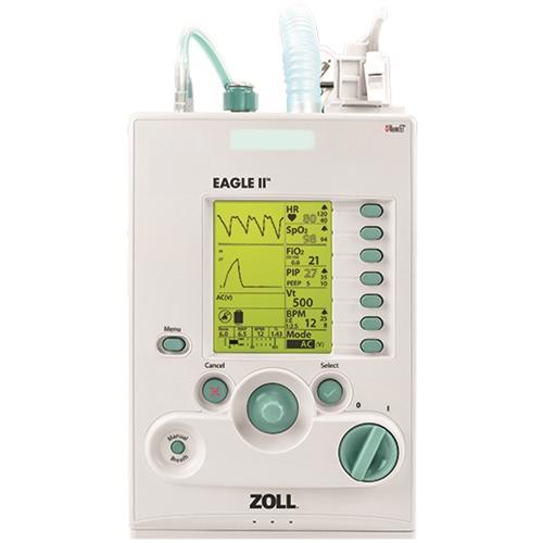 Zoll Eagle II Ventiladores - Soma Technology
