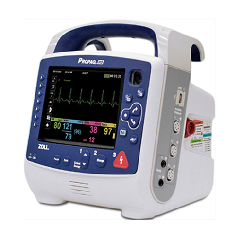 Zoll Propaq MD Desfibriladores - Soma Technology