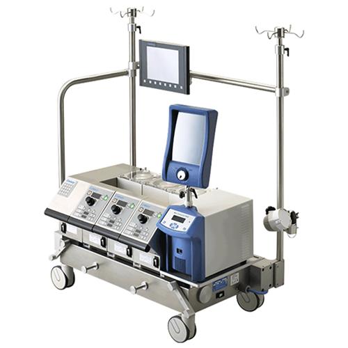 Medtronic Centruy - Máquinas de Corazón y Pulmón - Soma Technology, Inc.
