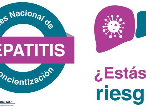 Mes Nacional de Concientización sobre la Hepatitis - Soma Technology, Inc.