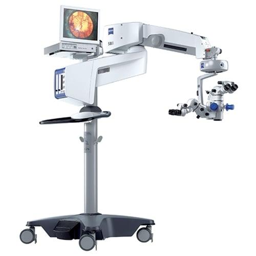 Zeiss OPMI LUMERA T - Microscopios de Cirugía - Soma Technology, Inc.