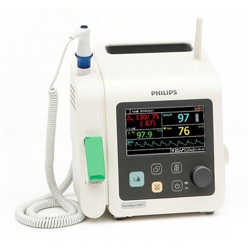 Monitores Multiparametros Philips SureSigns VS2 Plus - Soma Technology, Inc.
