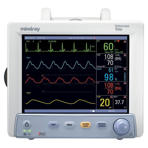 Mindray Datascope Trio - Monitores Multiparametros - Soma Technology, Inc.