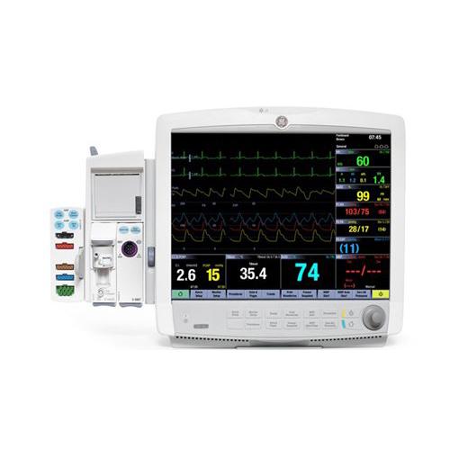 monitor multiparametros GE CARESCAPE B650 - Soma Technology, Inc.