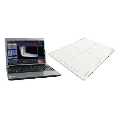 rayos x portables Axia ViZion Wireless DR Panel - Soma Technology, Inc.