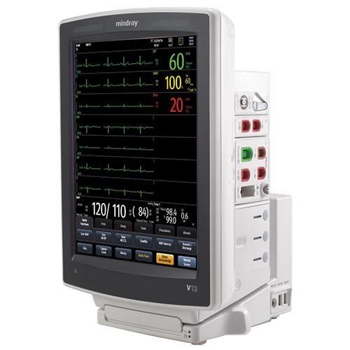 Mindray V12 - Monitores Multiparametros - Soma Technology, Inc.