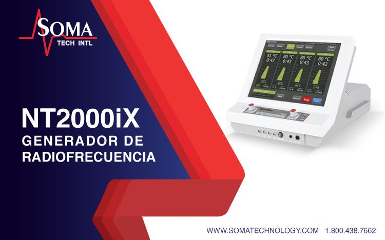 Neurotherm NT2000iX Generador De Radiofrecuencia