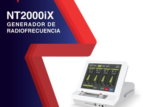 NT2000iX Generador De Radiofrecuencia