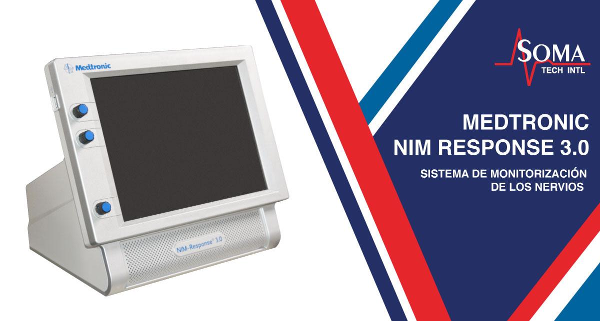 Medtronic NIM Response 3.0 Sistema De Monitorización De Nervios