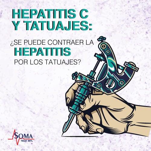 Hepatitis C Y Tatuajes: ¿Se Puede Contraer La Hepatitis Por Los Tatuajes?