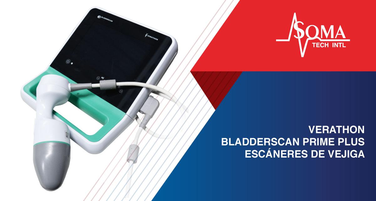 Verathon BladderScan Prime Plus Escaner De Vejiga