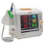 Monitores de Presión Sanguinea no Invasiva
