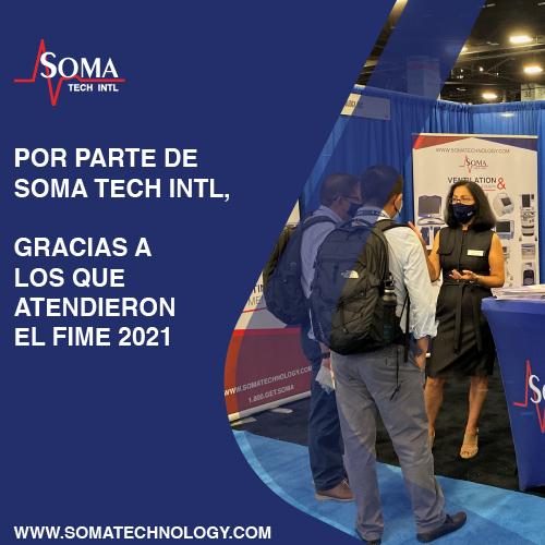 FIME 2021 Soma Tech Intl